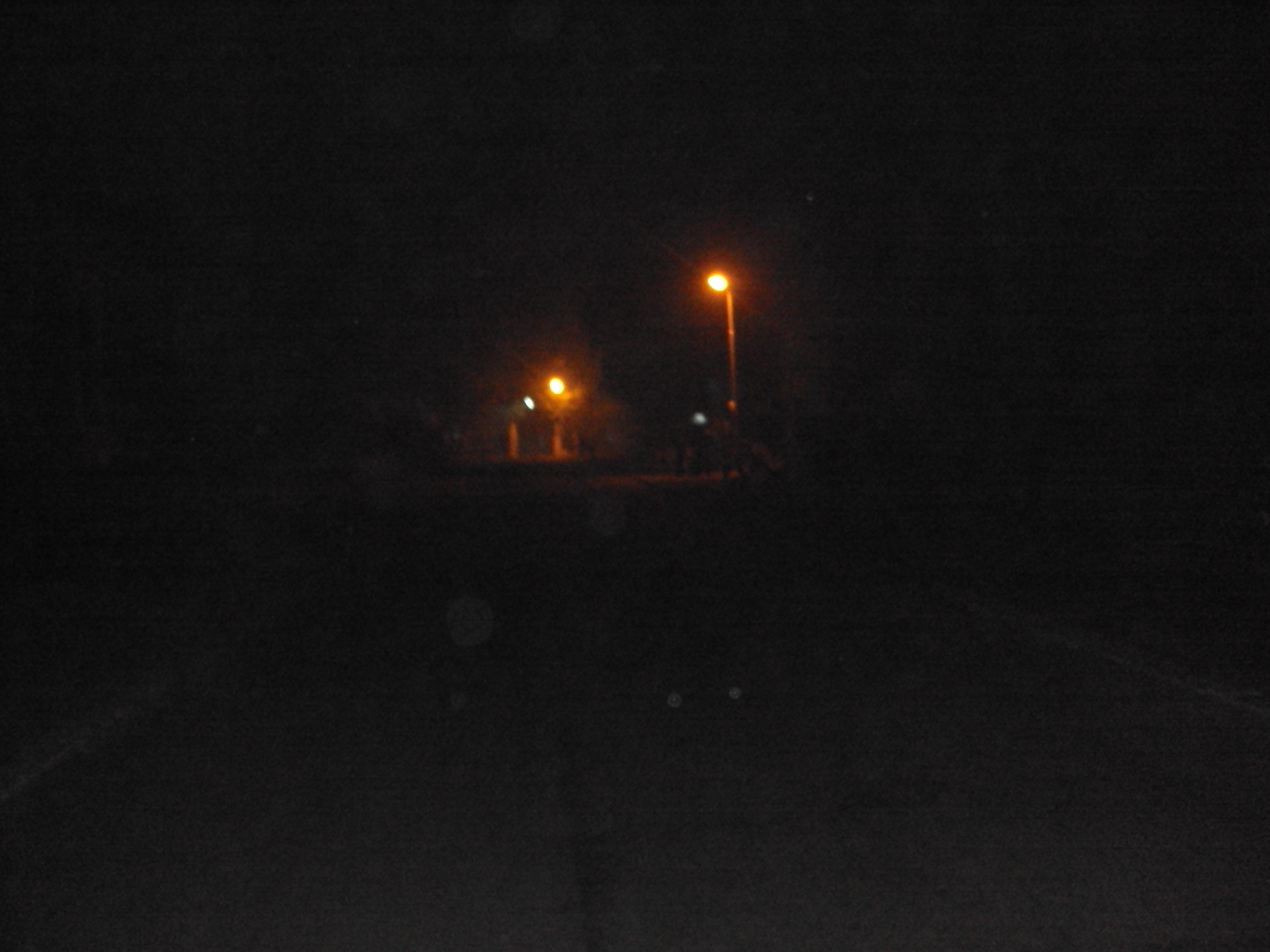 Dsc Dark Lonely Night